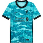 NIKE LIVERPOOL 20/21 AWAY JERSEY YOUTH (GREEN)