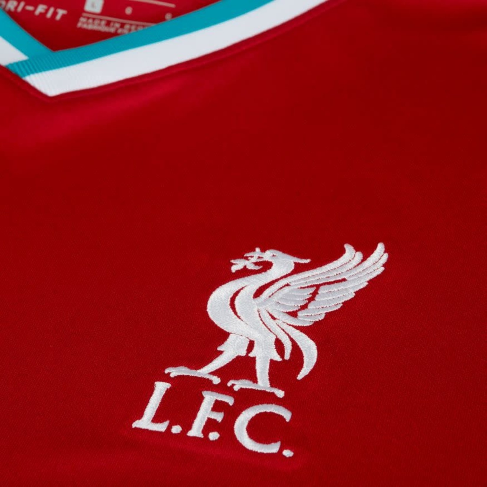 NIKE LIVERPOOL 20/21 HOME JERSEY (RED)