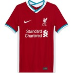 NIKE LIVERPOOL 20/21 HOME JERSEY YOUTH (RED)