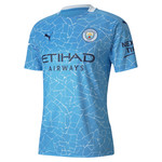 PUMA MANCHESTER CITY 20/21 HOME JERSEY (LT BLUE)