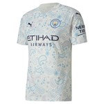 PUMA MANCHESTER CITY 20/21 THIRD JERSEY (WHITE)