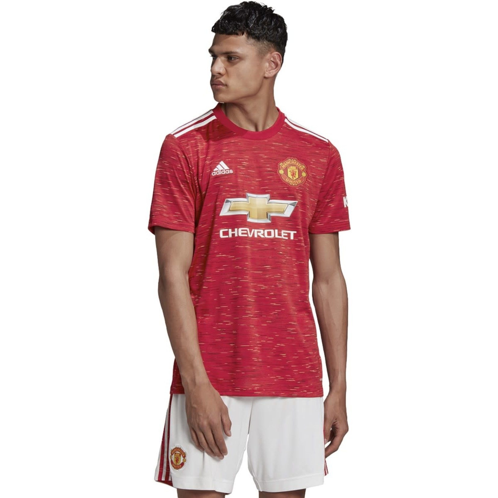 ADIDAS MANCHESTER UNITED 20/21 HOME JERSEY (RED)