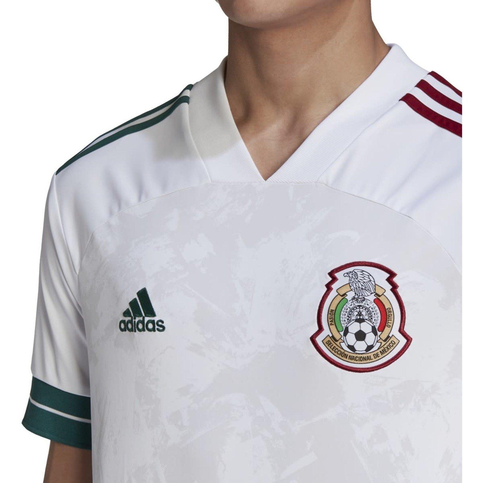 ADIDAS MEXICO 2020 AWAY JERSEY (WHITE)