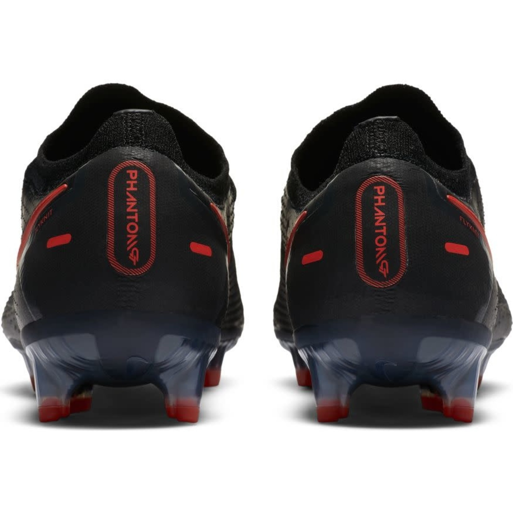 NIKE PHANTOM GT ELITE FG (BLACK/RED)