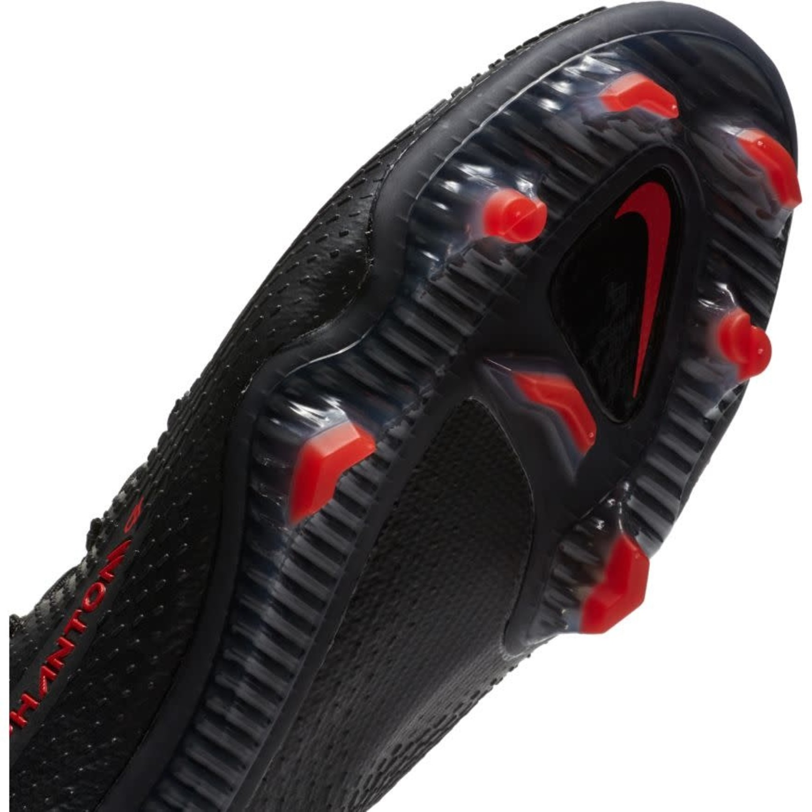 NIKE PHANTOM GT ELITE DF FG (BLACK/RED)