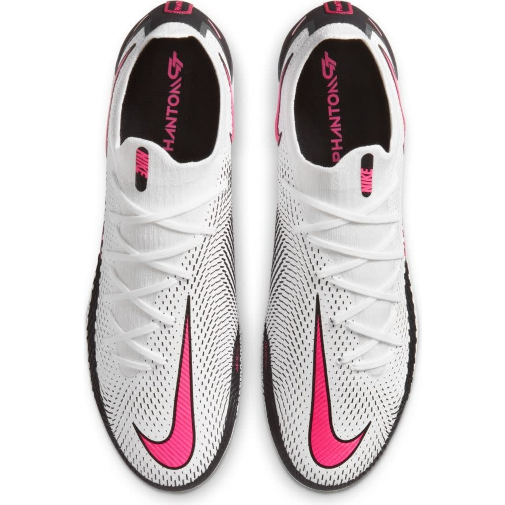 NIKE PHANTOM GT ELITE FG (WHITE/PINK)
