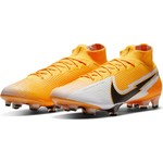 NIKE MERCURIAL SUPERFLY 7 ELITE FG (ORANGE/WHITE)