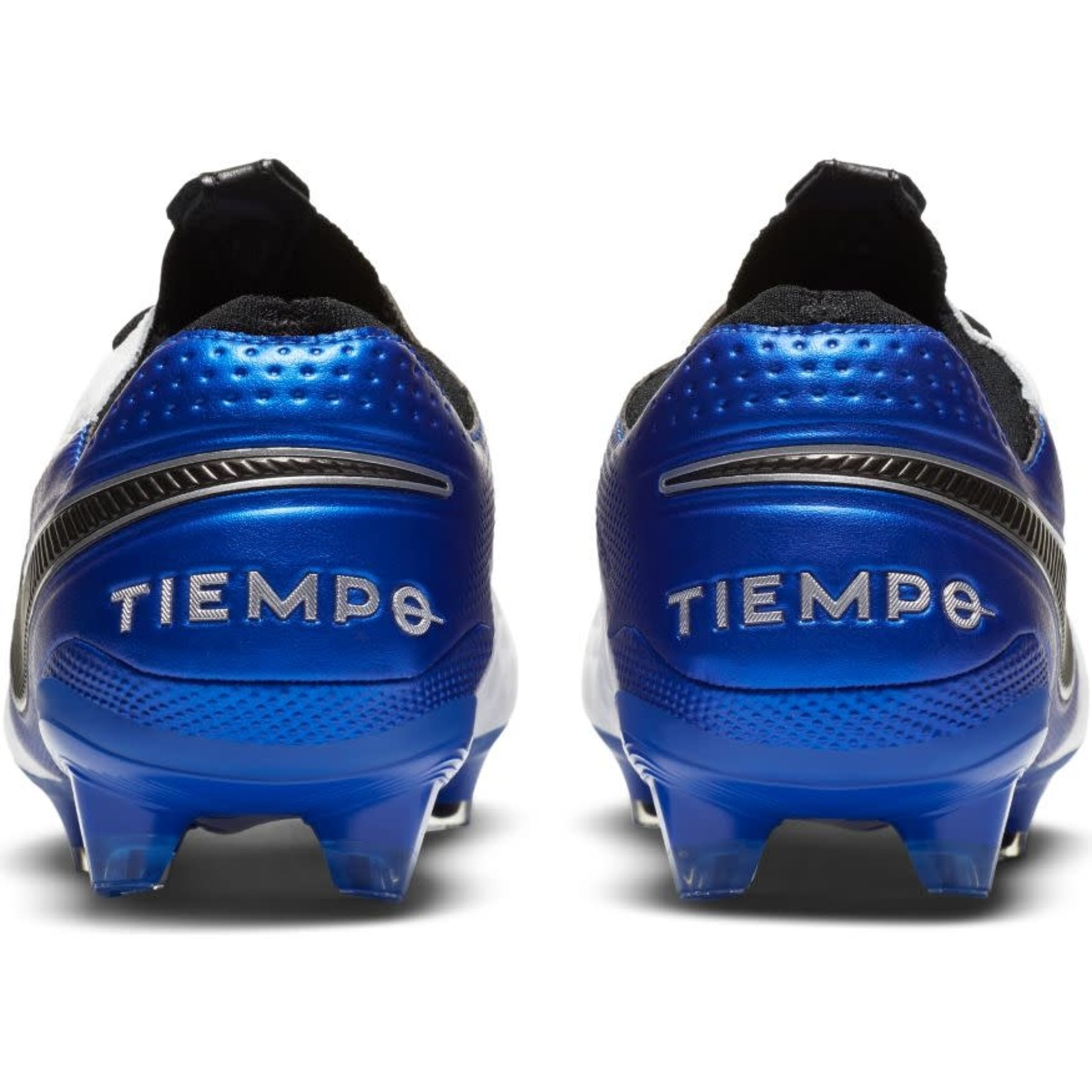 NIKE TIEMPO LEGEND 8 ELITE FG (WHITE/BLUE)