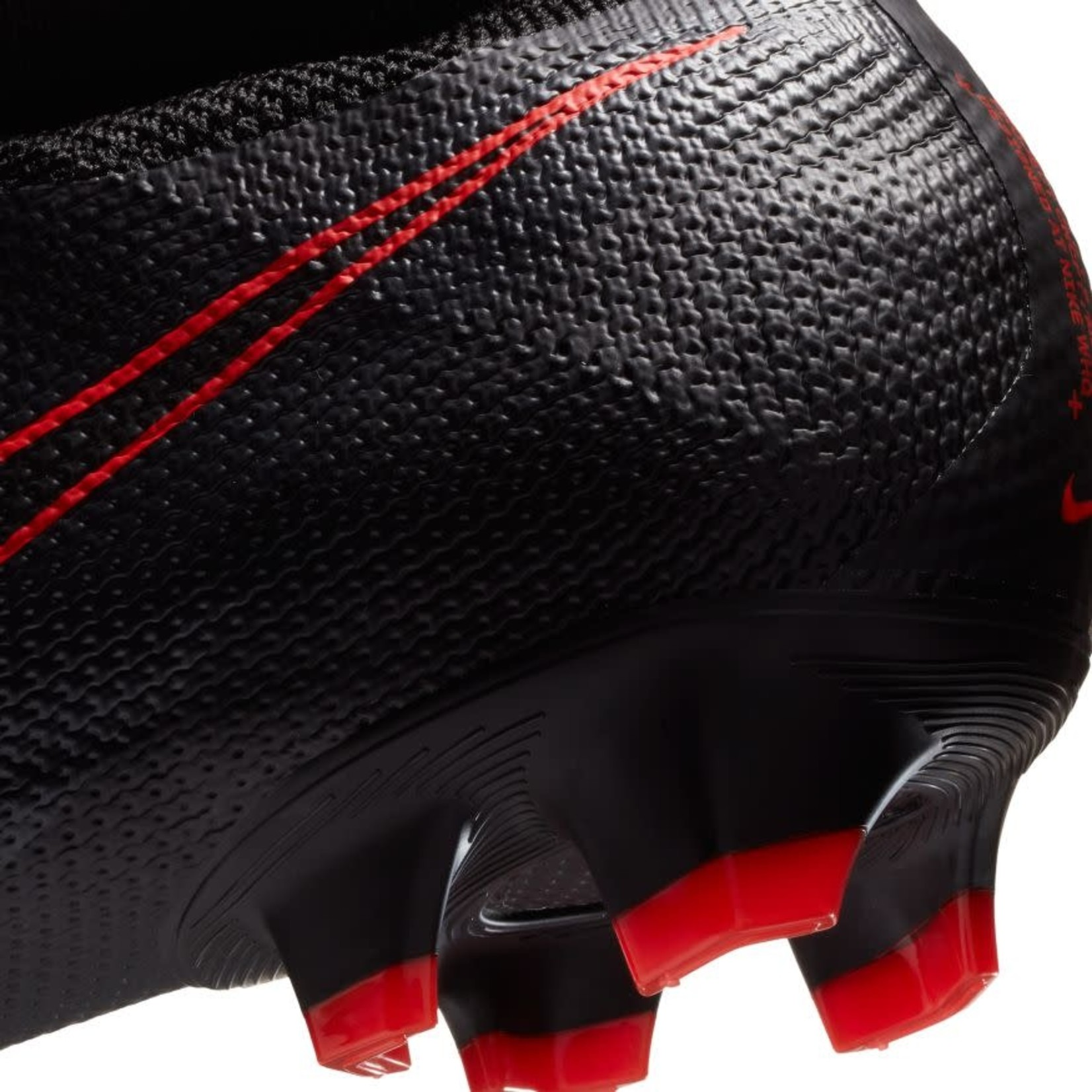 NIKE MERCURIAL SUPERFLY 7 PRO FG (BLACK/RED)