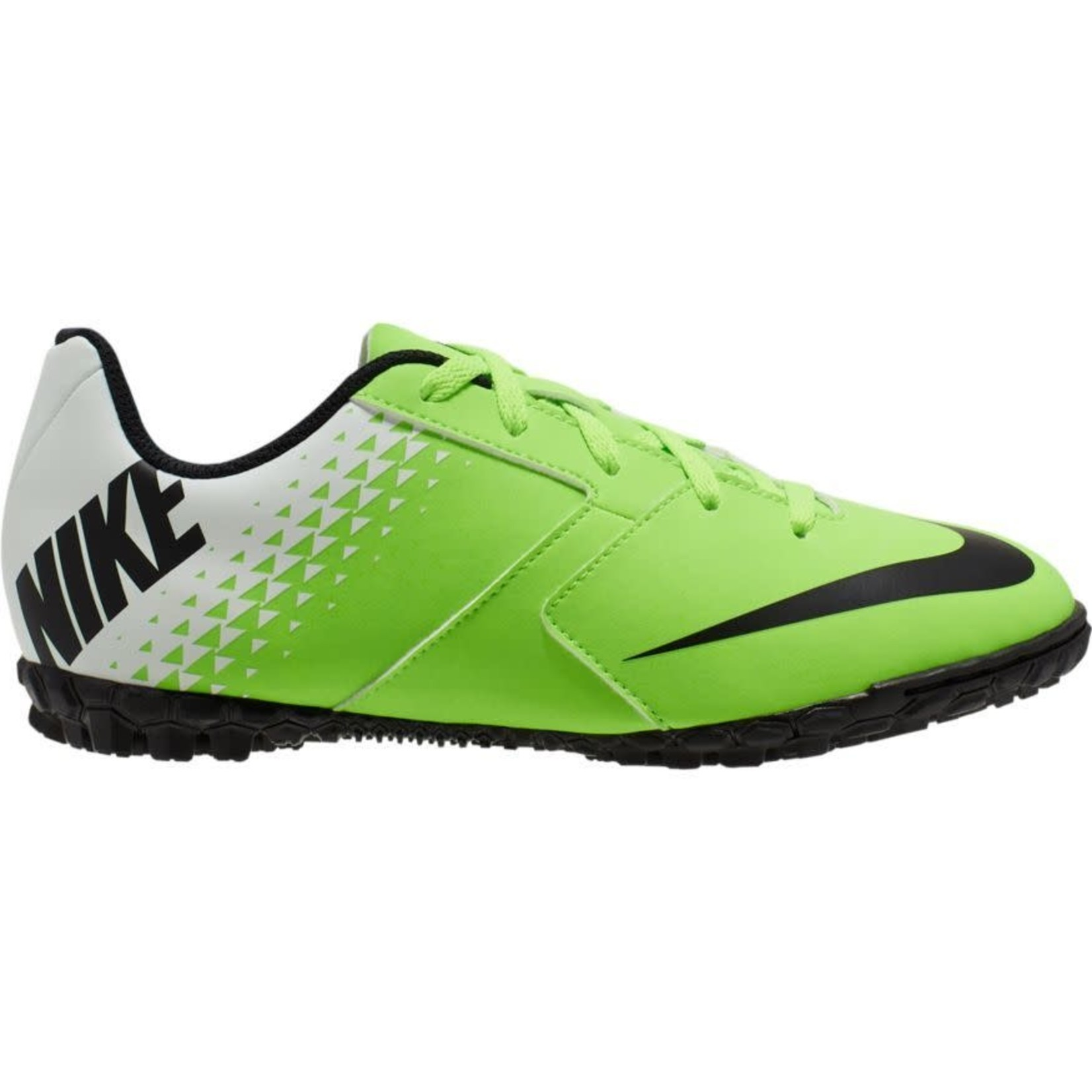 NIKE BOMBAX TF JR (LIME)
