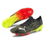 PUMA ULTRA 1.2 FG/AG (BLACK/YELLOW)