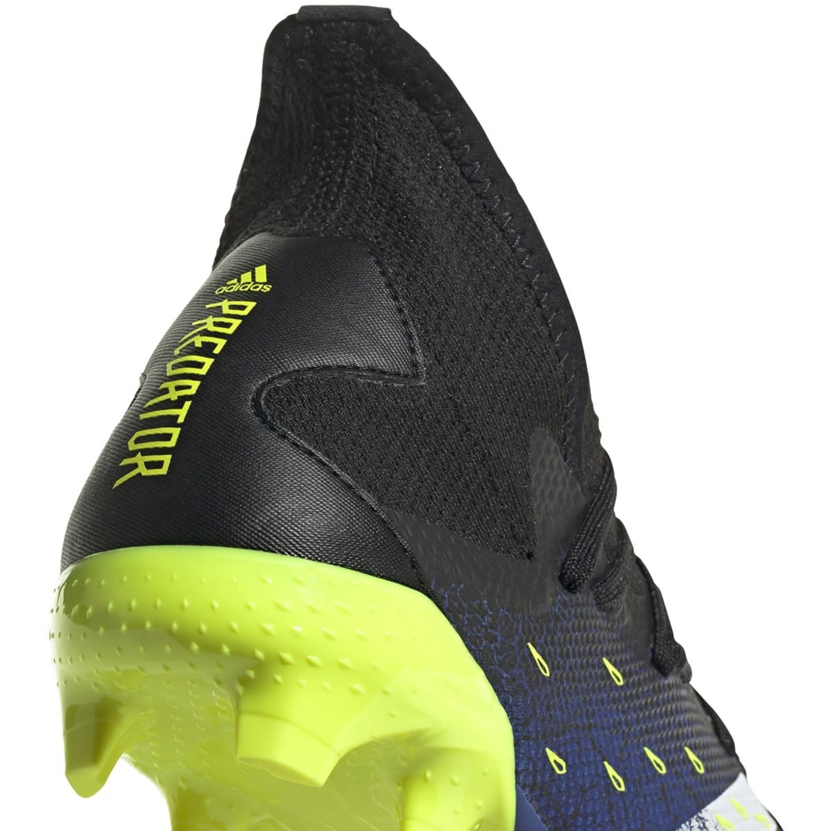 ADIDAS PREDATOR FREAK.3 FG (BLACK/BLUE)