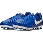 NIKE TIEMPO LEGEND 8 CLUB FG/MG JR (BLUE/WHITE)