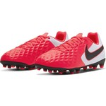 NIKE TIEMPO LEGEND 8 CLUB FG/MG JR (CRIMSON/WHITE)