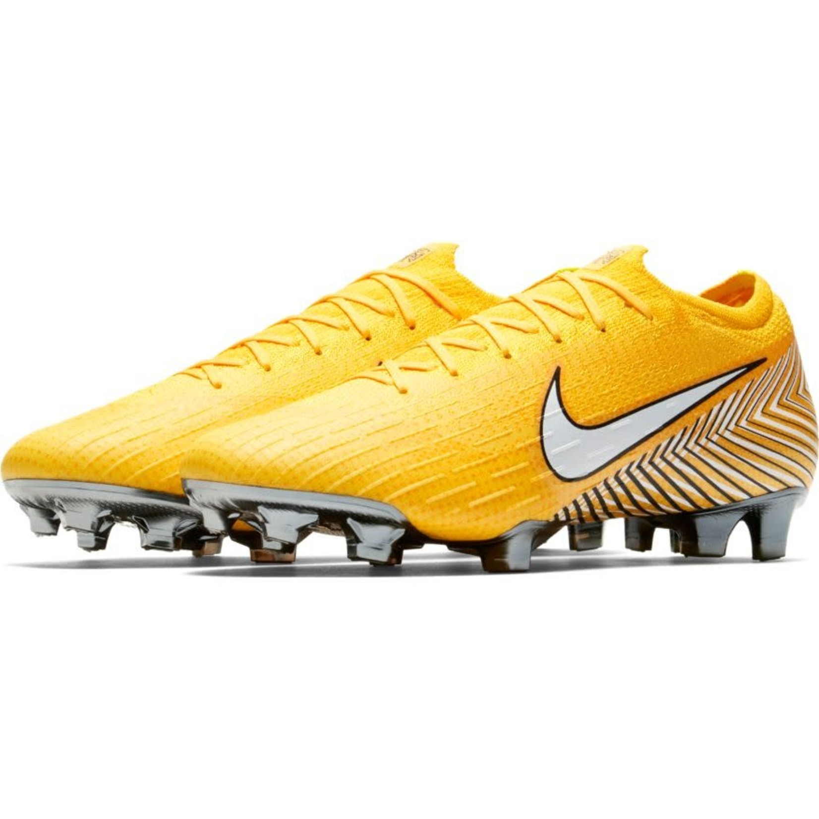 NIKE MERCURIAL VAPOR 12 ELITE NJR FG (YELLOW)