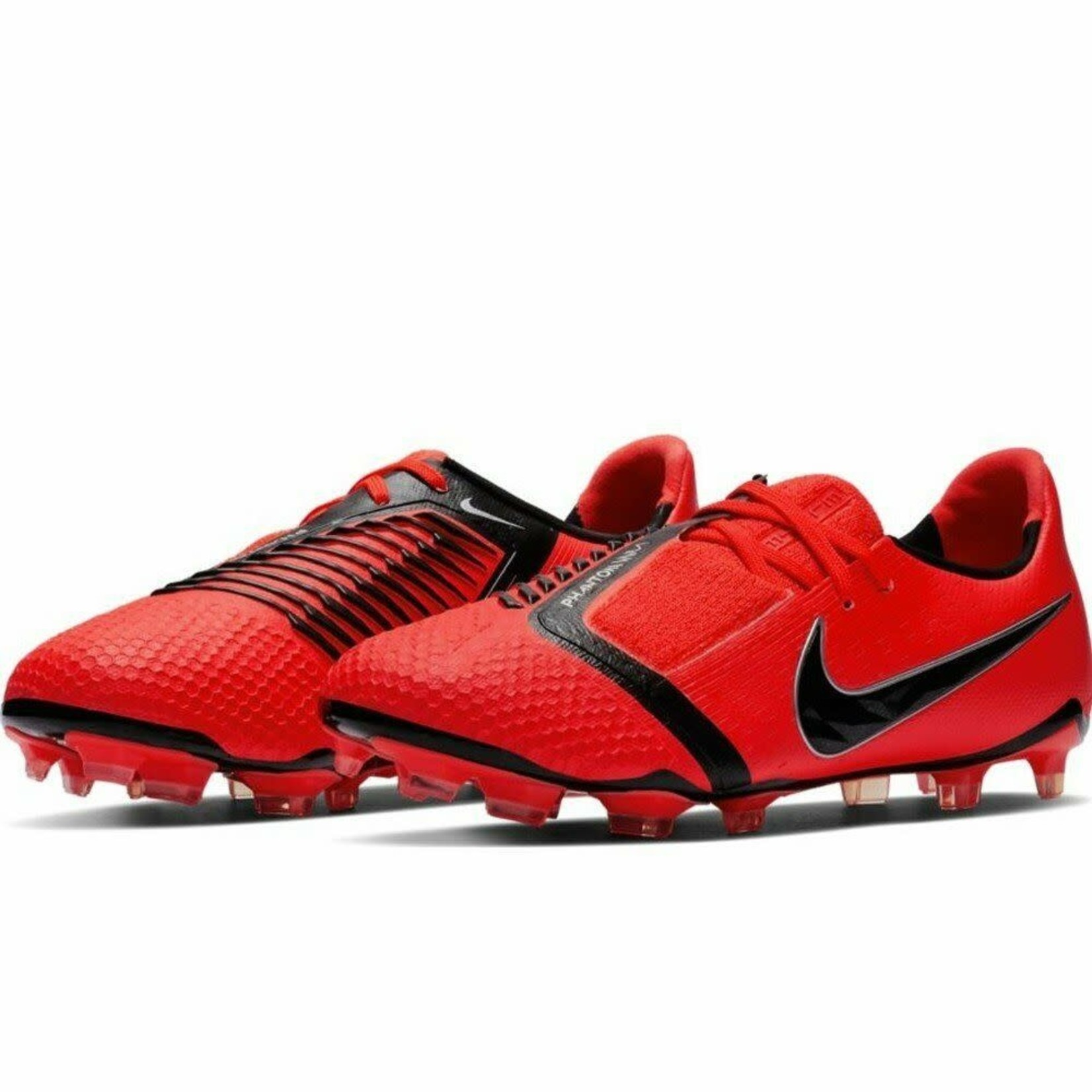 NIKE PHANTOM VENOM ELITE FG JR (RED)
