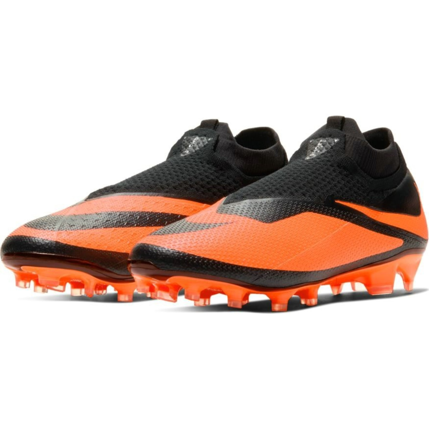 NIKE PHANTOM VISION 2 ELITE DF FG (ORANGE/BLACK)