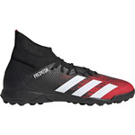 ADIDAS PREDATOR 20.3 TF (BLACK/RED)