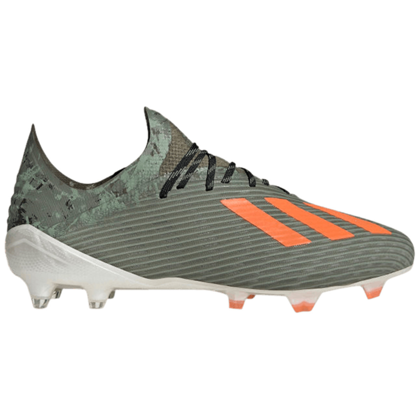 ADIDAS X 19.1 FG (GREEN/ORANGE)