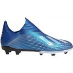 ADIDAS X 19+ FG JR (BLUE)