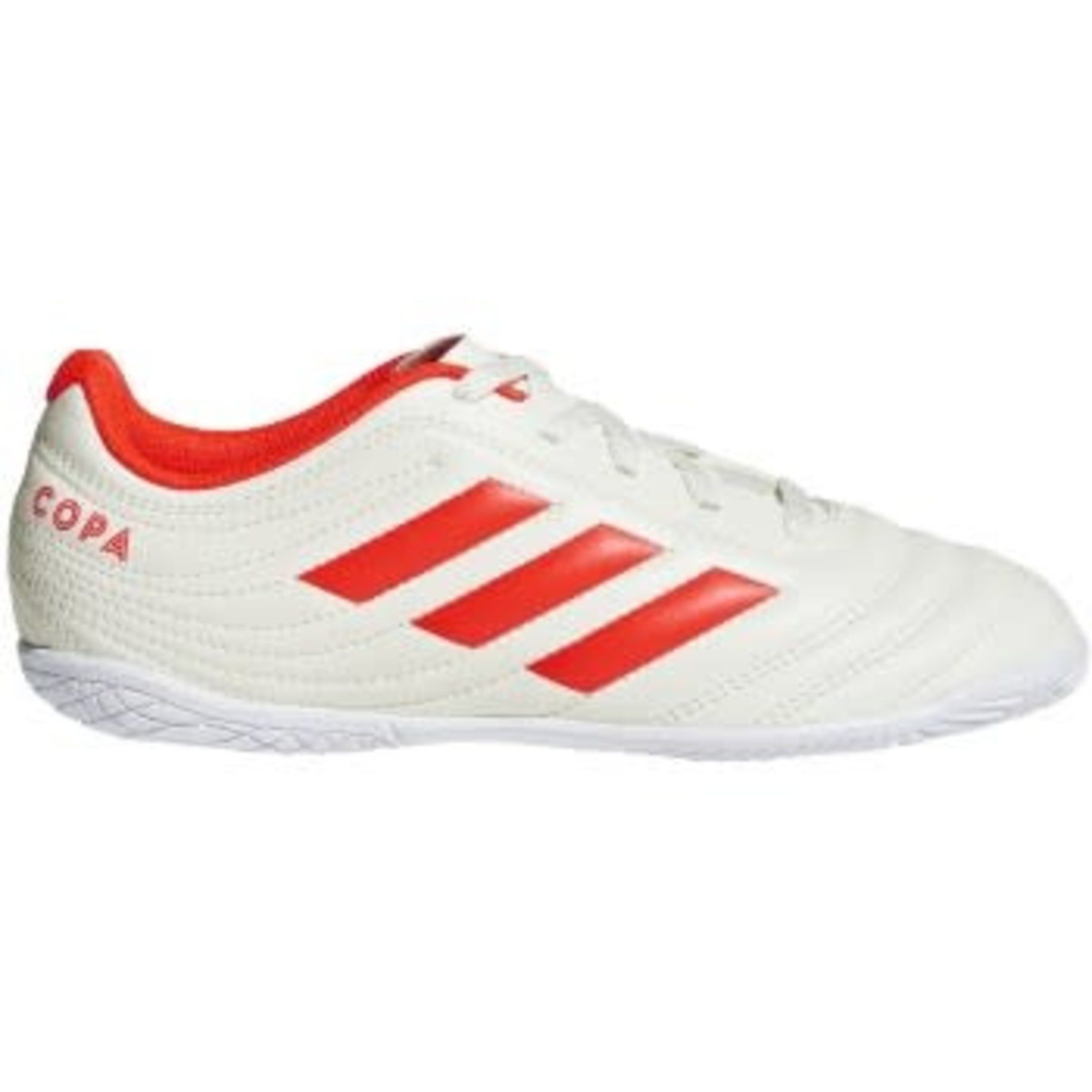 ADIDAS COPA 19.4 IN JR (WHITE/RED)