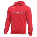 NIKE NATIONALS TEAM CLUB PULLOVER HOODY (RED)
