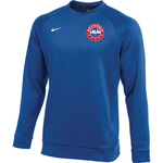 NIKE NATIONALS THERMA CREW TOP (BLUE)