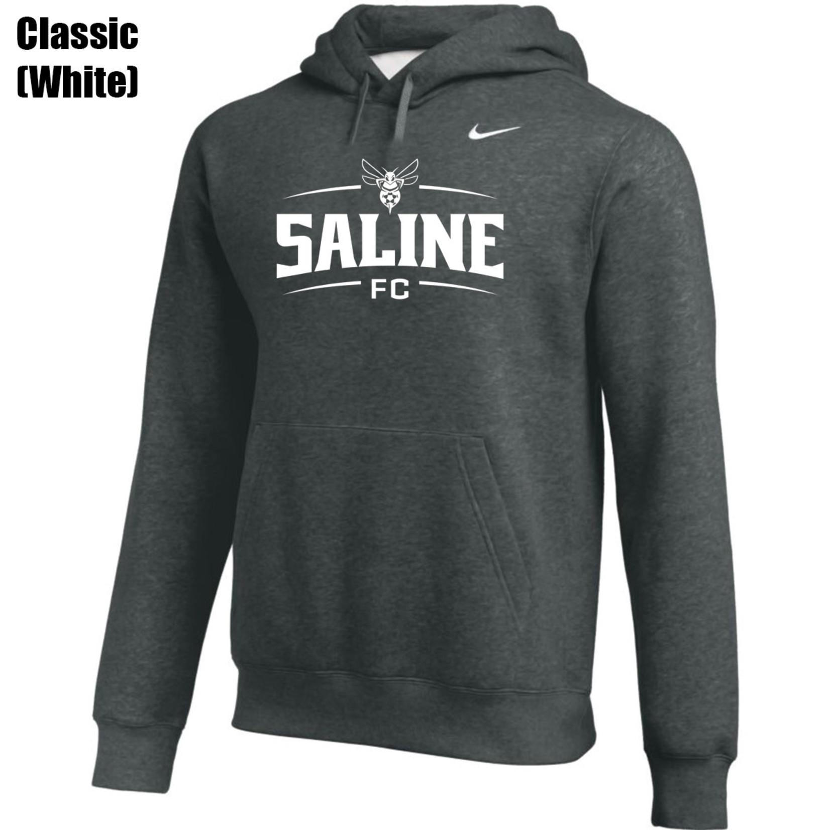 NIKE SALINE CLUB HOODY YOUTH (DARK GRAY)