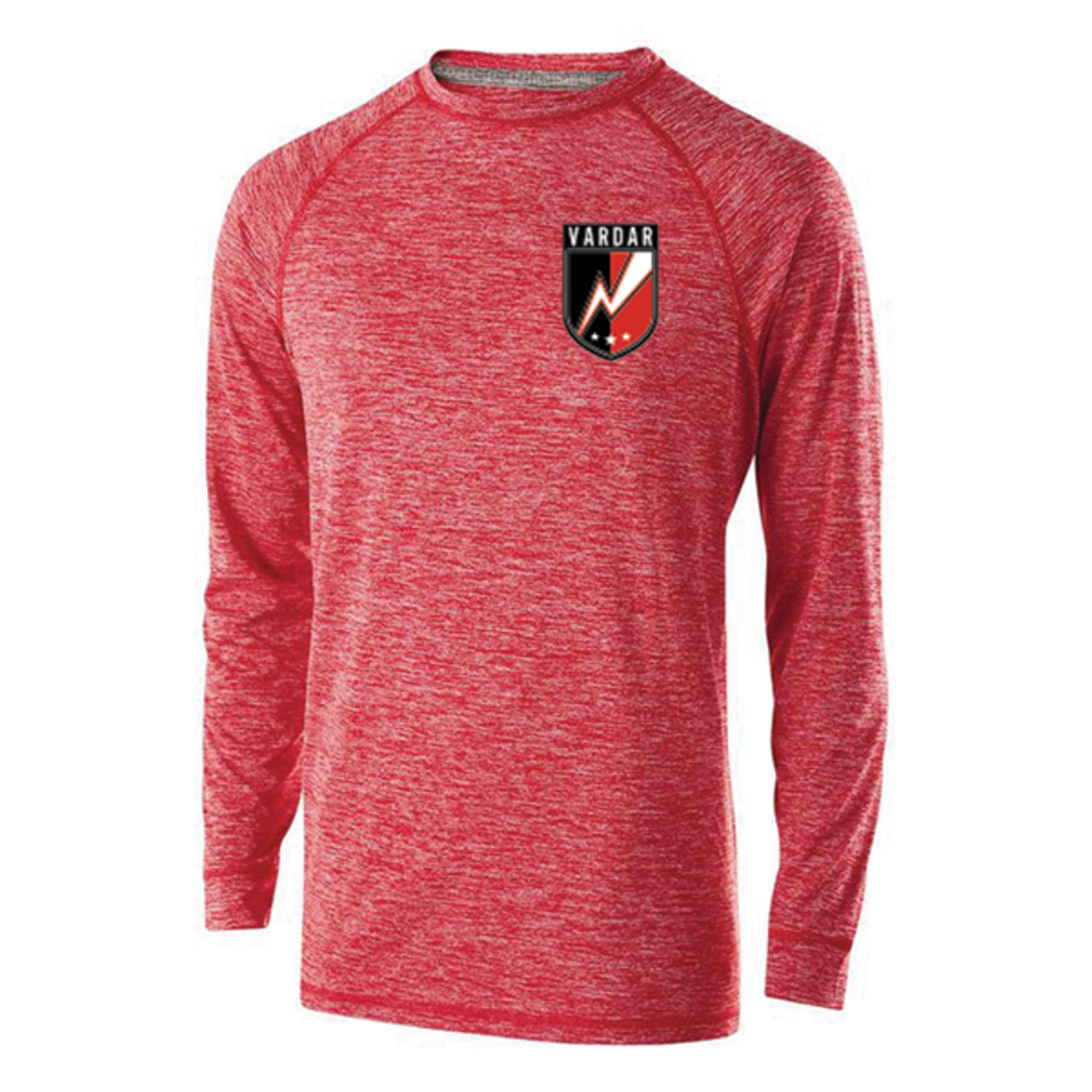 HOLLOWAY VARDAR ELECTRIFY LS YOUTH (RED)