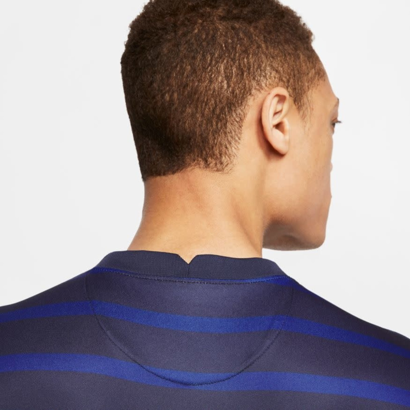 NIKE FRANCE 2020 HOME JERSEY (NAVY)