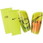 NIKE MERCURIAL LITE CR7 GUARD (YELLOW/ORANGE)