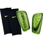 NIKE MERCURIAL LITE SUPERLOCK GUARD (VOLT/BLACK)