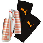 PUMA STANDALONE GUARDS (SILVER/ORANGE)