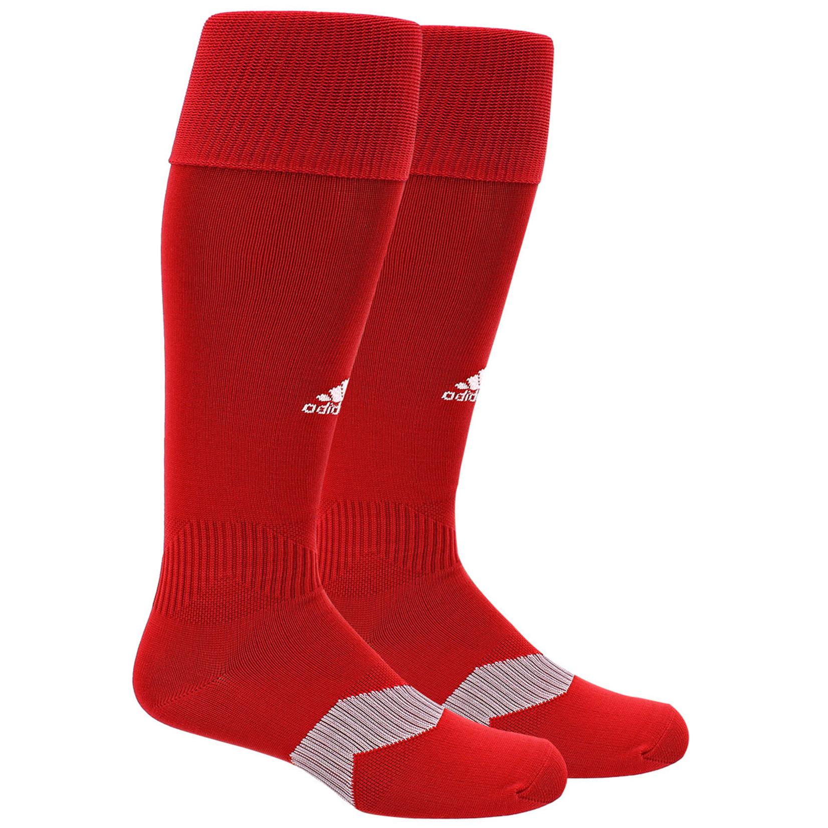 ADIDAS METRO IV SOCKS (RED)