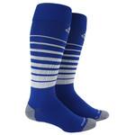 ADIDAS TEAM SPEED SOCKS (BLUE/WHITE)