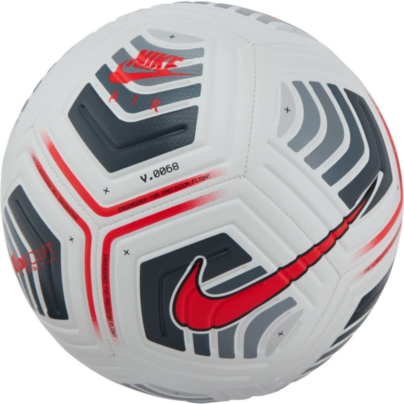 NIKE LIVERPOOL 20/21 STRIKE BALL (WHITE/GRAY/CRIMSON)
