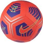 NIKE PITCH BALL 20/21 (CRIMSON/PURPLE)