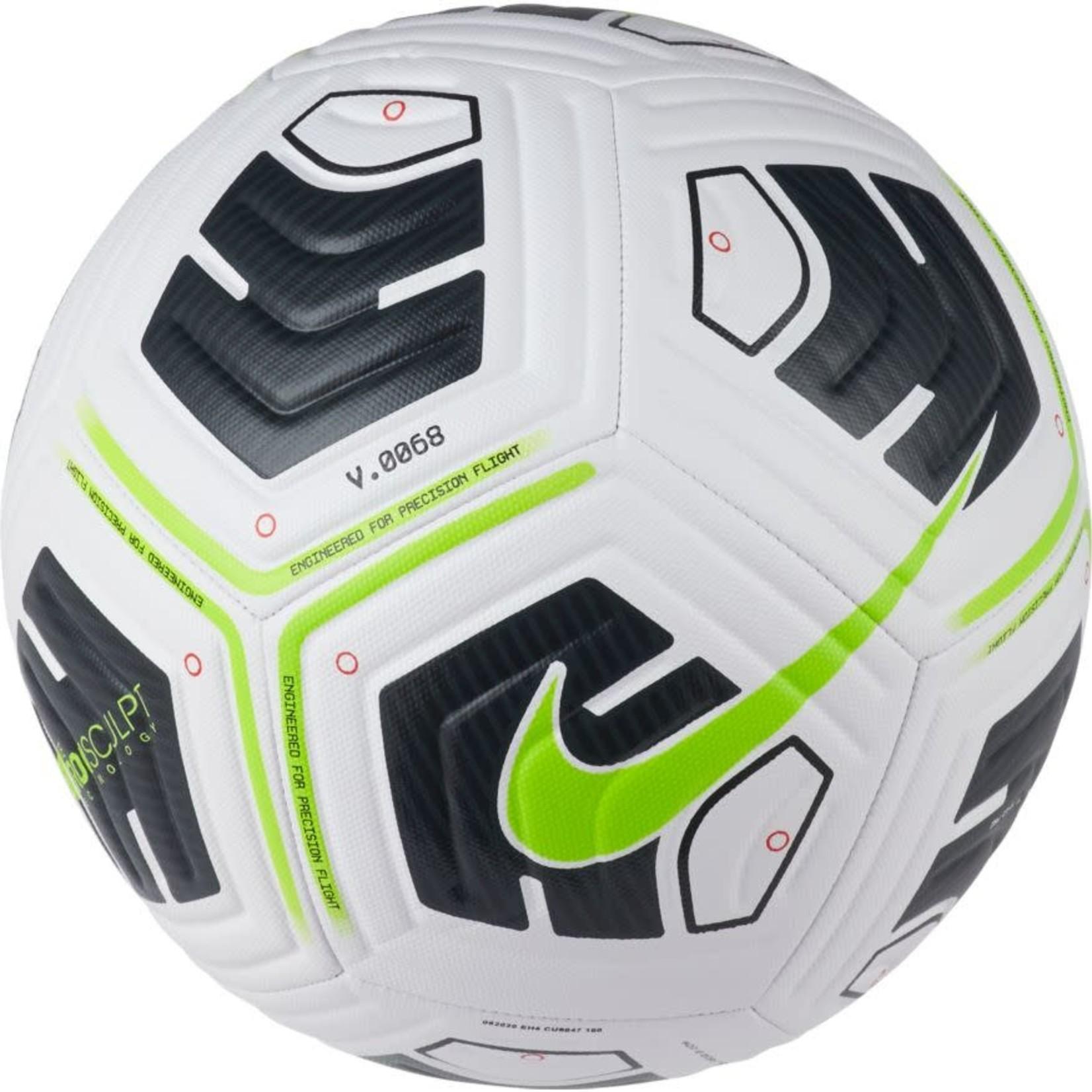 NIKE ACADEMY TEAM BALL (WHITE/BLACK/VOLT)