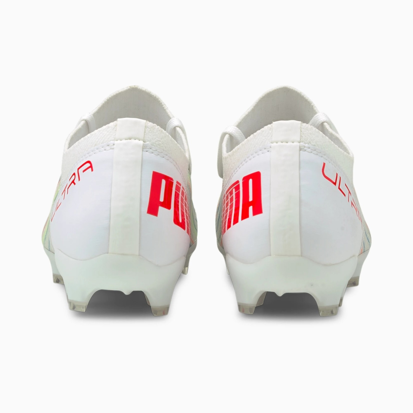 PUMA ULTRA 3.2 FG/AG JR (WHITE/MULTI)