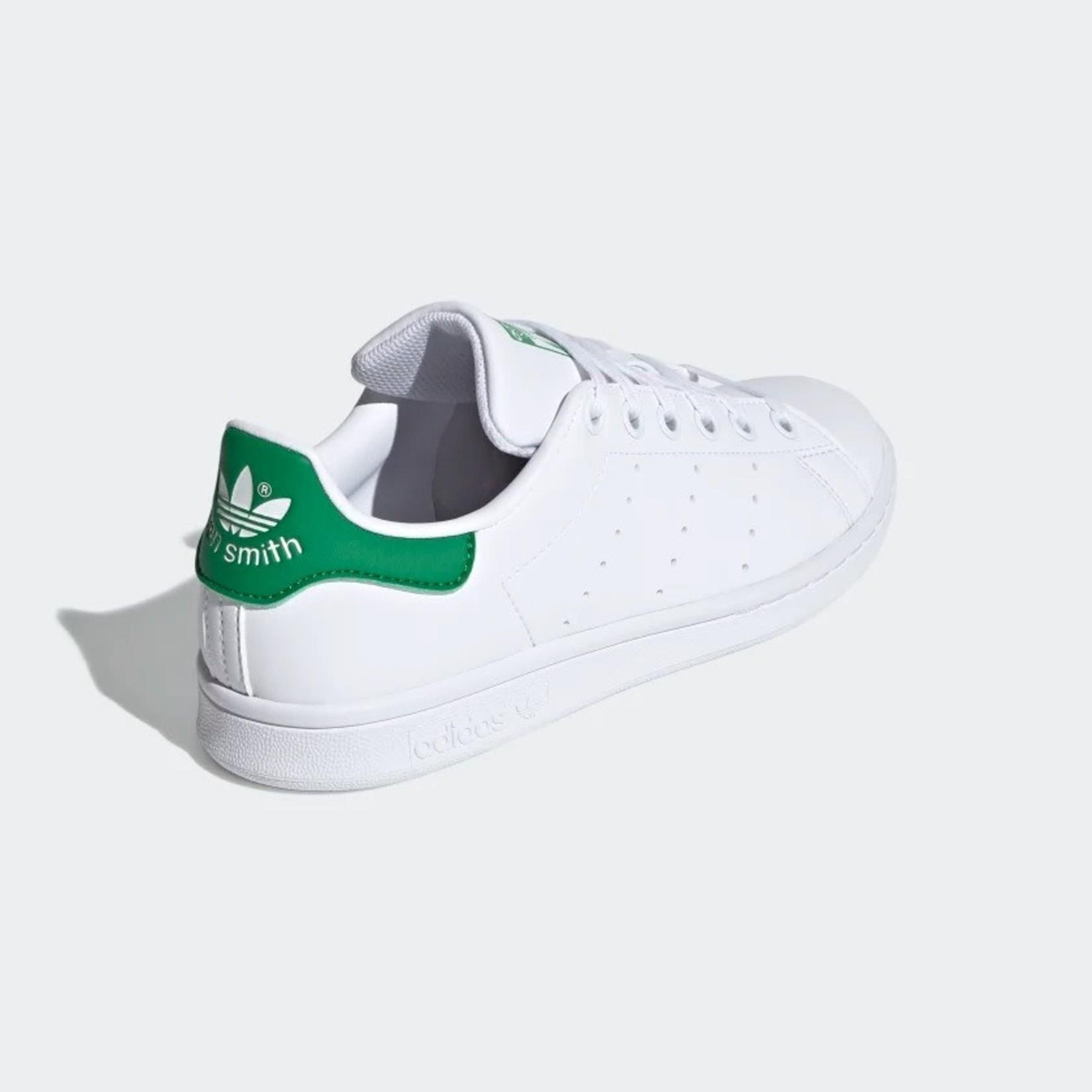 ADIDAS STAN SMITH JR (WHITE/GREEN)