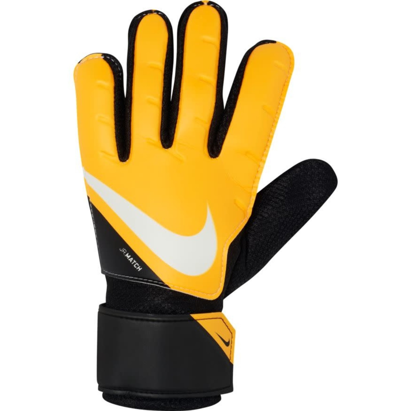 NIKE JR MATCH GLOVE (ORANGE/BLACK)
