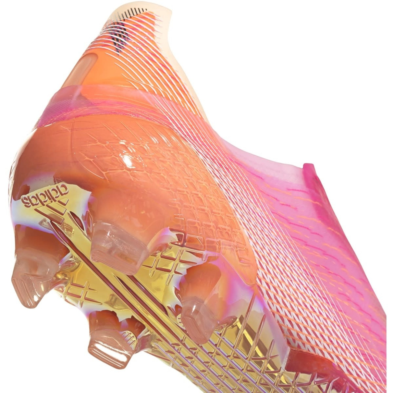 ADIDAS X GHOSTED  FG (PINK/BLACK)