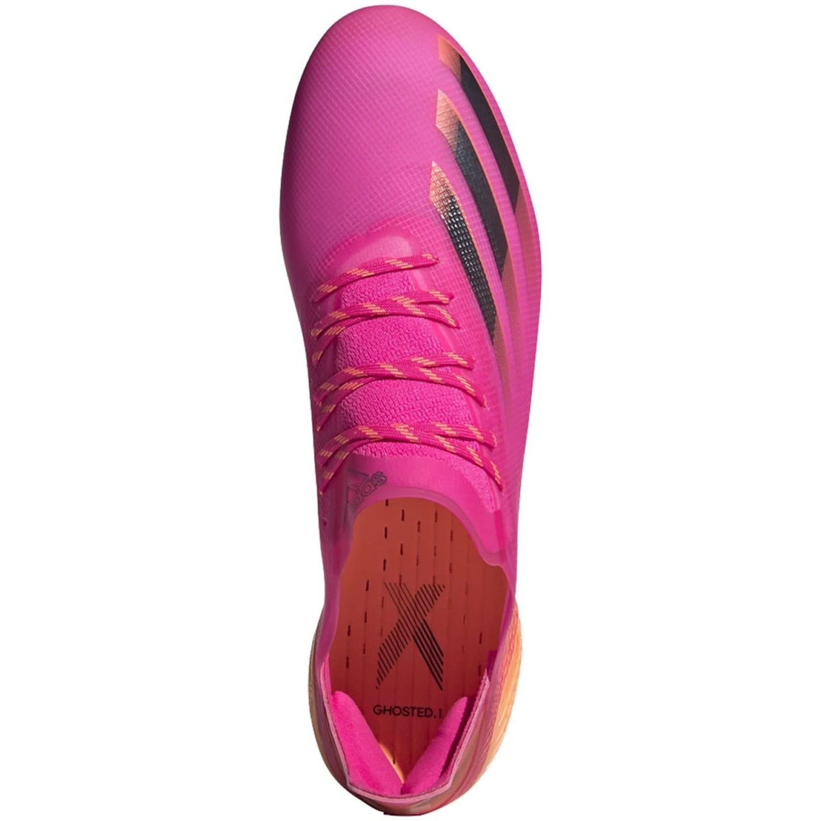 ADIDAS X GHOSTED.1 FG (PINK/BLACK)