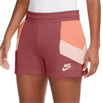 NIKE NSW HERITAGE SHORTS WOMEN (CANYON RUST)