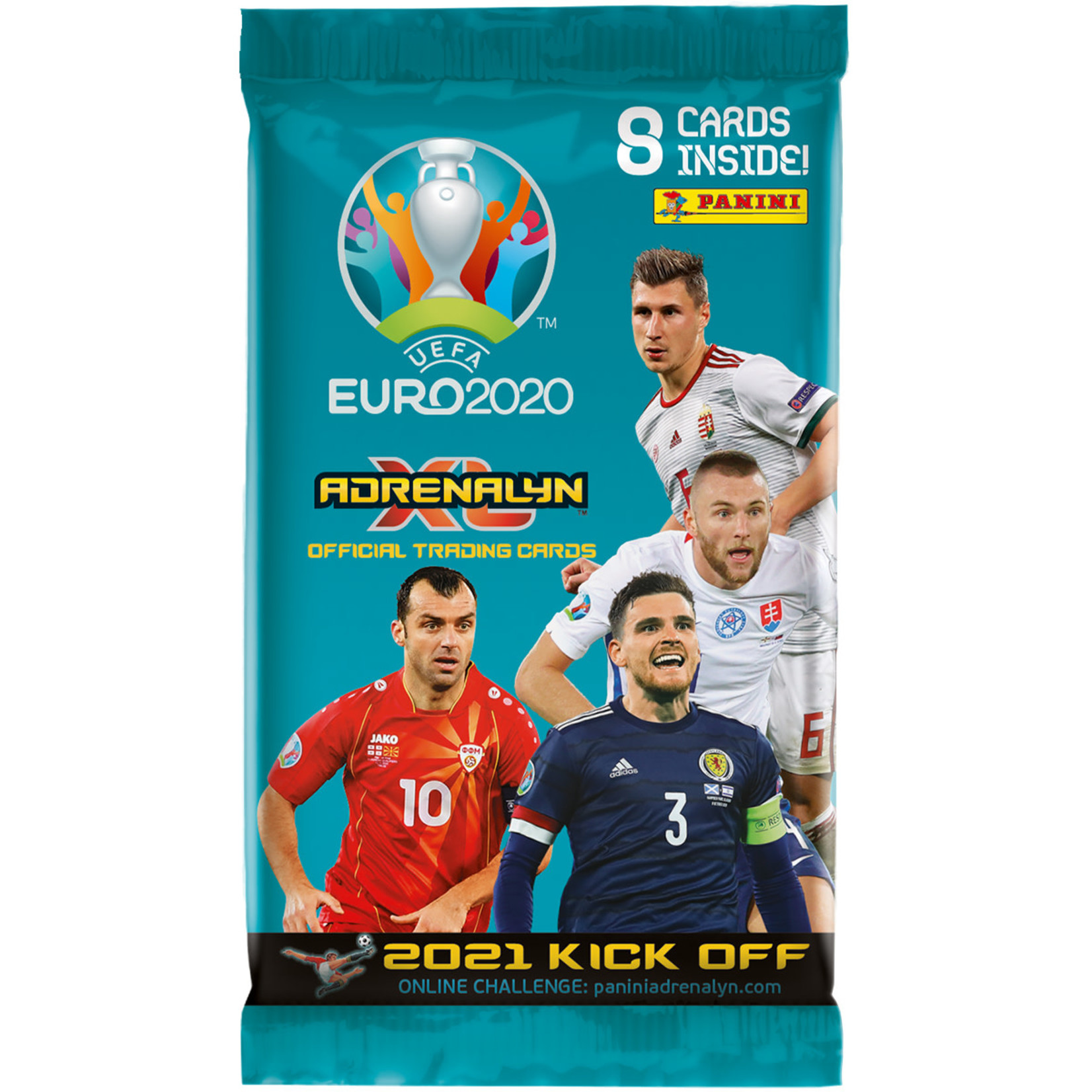 EURO 2020 TRADING CARDS