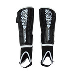 VIZARI MALAGA SHIN GUARDS YOUTH (BLACK)