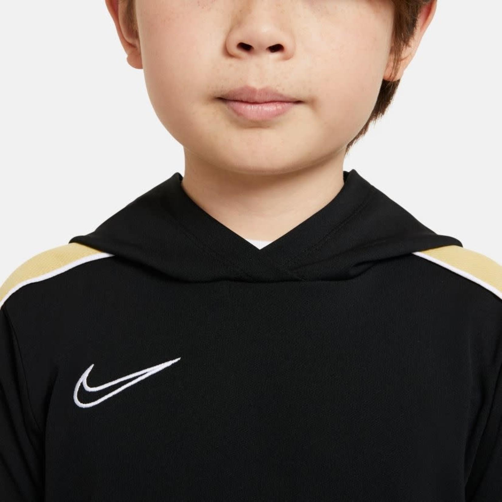 NIKE JOGA BONITO ACADEMY HOODIE YOUTH (BLACK/GOLD)