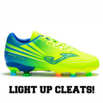 JOMA PROPULSION LIGHTS FG JR (NEON YELLOW/BLUE)