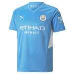 PUMA MANCHESTER CITY 21/22 HOME JERSEY YOUTH (LT BLUE)