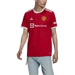 ADIDAS MANCHESTER UNITED 21/22 HOME JERSEY (RED)